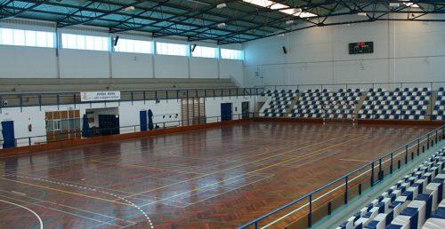 Pavilhão Gimnodesportivo Municipal de Vendas Novas