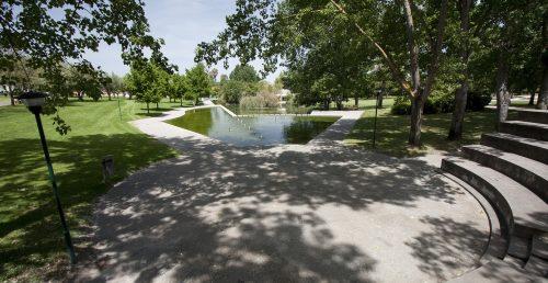 Anfiteatro do Jardim Público de Vendas Novas e de Landeira