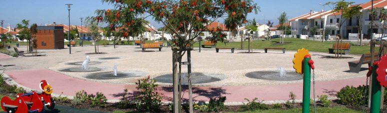 Jardim Bairro José Saramago