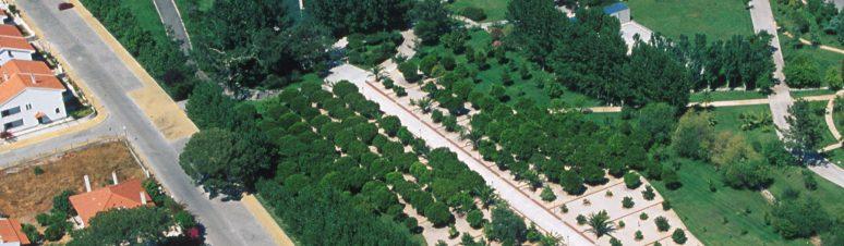 Jardim - Vista Geral