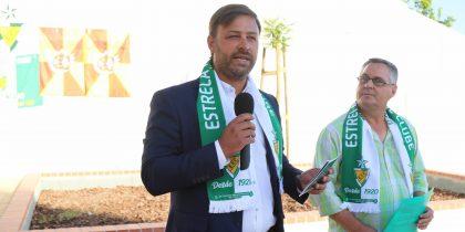 Município homenageia Estrela Futebol Clube no dia do seu centésimo aniversário