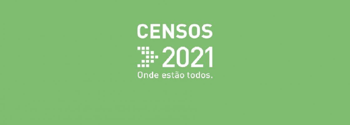 Censos 2021 – a partir de 5 abril, os recenseadores poderão estar à sua porta ou tocar à...