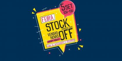 Feira Stock Off do Comércio Local e Feira de Artesanato e Velharias