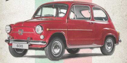 Encontro de FIAT 600